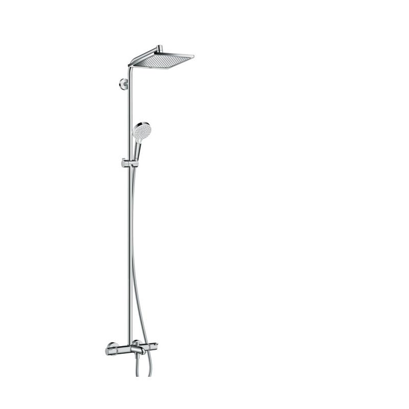 Crometta E 240 Showerpipe