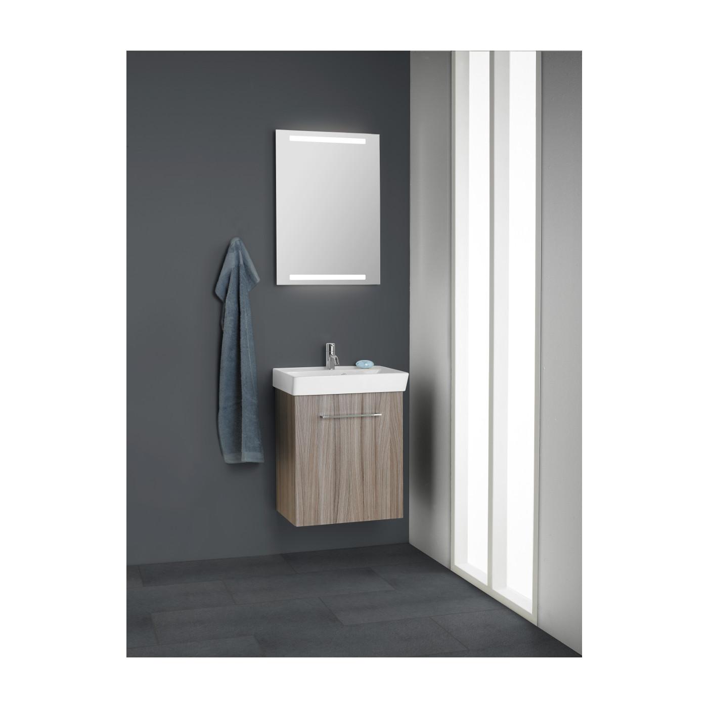 Dansani Mido med speil eller speilskap